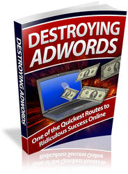 Destroying Adwords